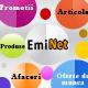 Logo - EMINET