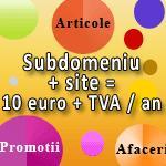 Banner publicitar - EMINET